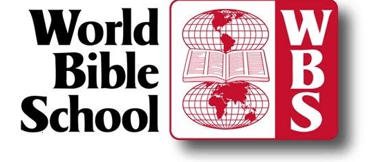 WBS - World Bible School Logo