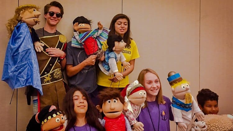 LTC - Leadership Training for Christ Puppet Show