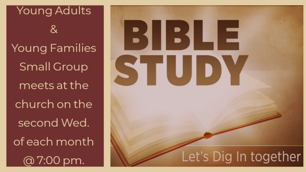 Youth Group Bible Study
