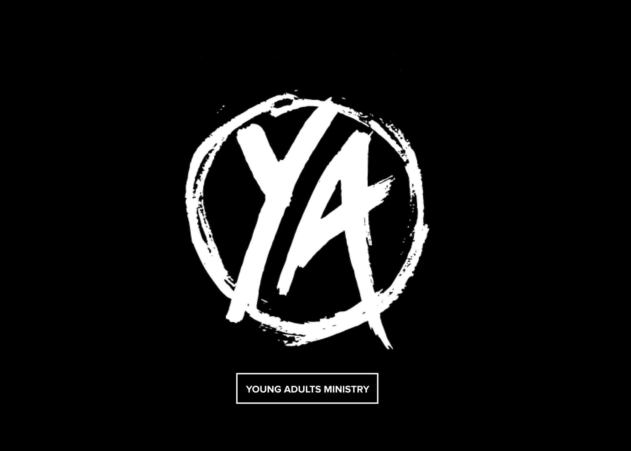 Young Adult Ministry Logo